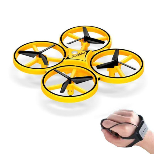 Gesture Control Flying Drone