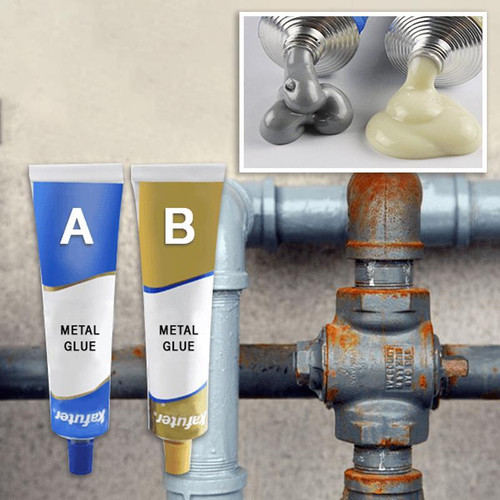Quick-Fix Strong Adhesive AB Glue
