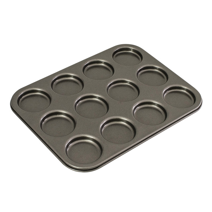12 Cup Macaroon Pan, 35 x 27cm - Non-stick