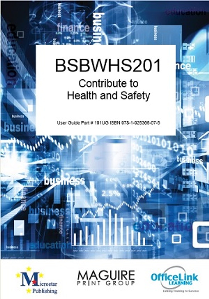 BSBWHS201 Contribute to Health and Safety of Self and Others