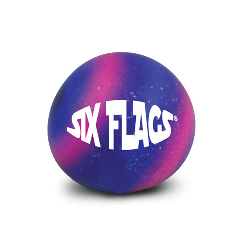 SIX FLAGS GALAXY BALL