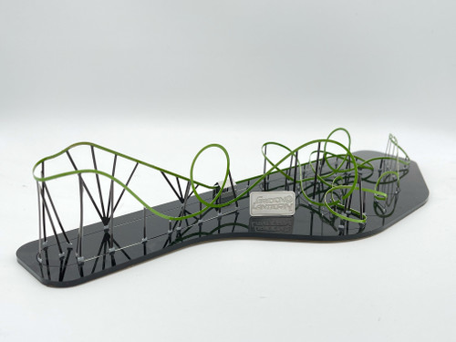 SIX FLAGS NANOCOASTER- GREEN LANTERN COASTER (GREAT ADVENTURE)