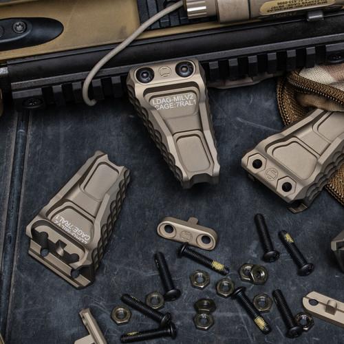 Terra Bronze LDAG® on FN SCAR 16S