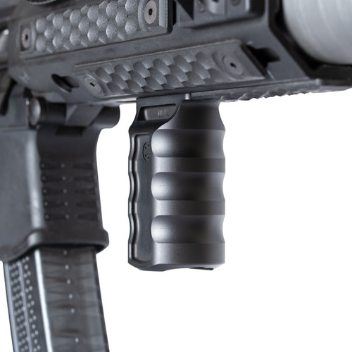 RailScales RSB vertical fore grip attached to Sig Sauer MPX