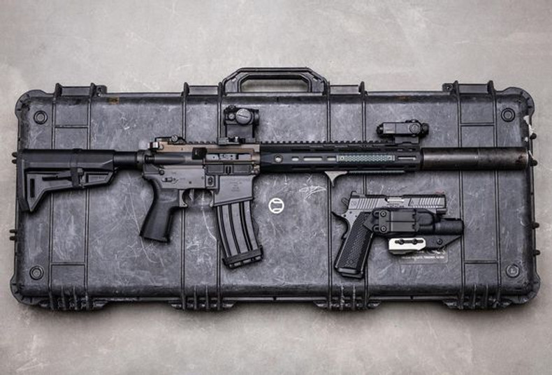 Types of Gun Safes for Your AR-15