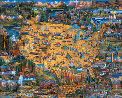National Parks, 500pc