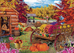 Autumn Garden, 1000pc