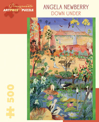 Angela Newberry: Down Under, 500pc