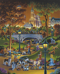 Dog Walkers, 500pc