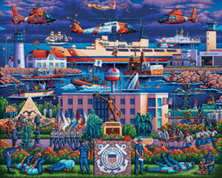 U.S. Coast Guard, 500pc