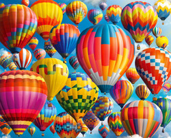 Balloon Fest, 1000pc