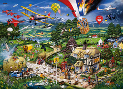 I Love the Country, 1000pc
