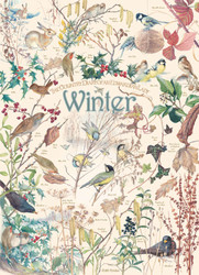 Country Diary: Winter, 1000pc