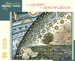 The Quest For Knowledge, 500pc