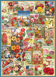 Flowers Seed Collection, 1000pc