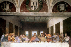 The Last Supper, 1000pc