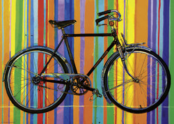 Bike Art: Freedom Deluxe, 1000pc