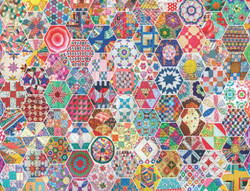 Crazy Quilts, 500pc