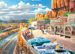 Scenic Overlook, 500pc (Large Piece)