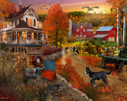 Country Inn & Farm, 1000pc
