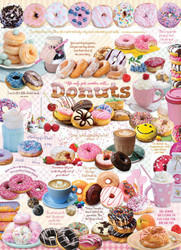 Donut Time, 1000pc