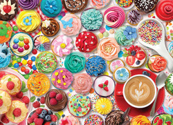 Cupcake Party, 1000pc