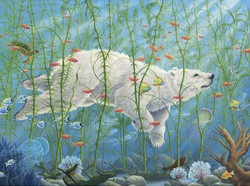 Robert Bissell: The Buffalo, 1000pc