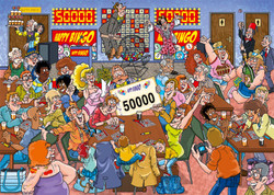 Mystery Collection, # 19: Bingo Blunder!, 1000pc