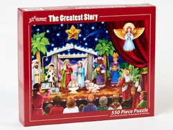The Greatest Story, 550pc