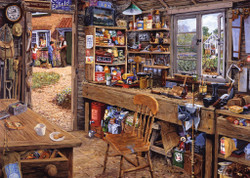 Dad's Shed, 500pc (Large Piece)