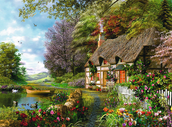 Country Cottage, 1500pc