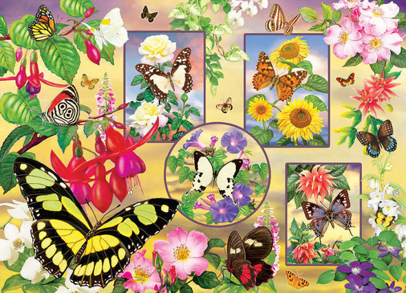 Butterfly Magic, 500pc