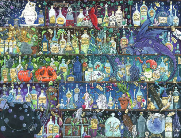 Poisons and Potions, 2000pc