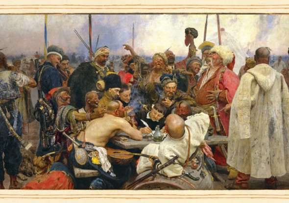 Reply of the Cossacks, 1000pc
