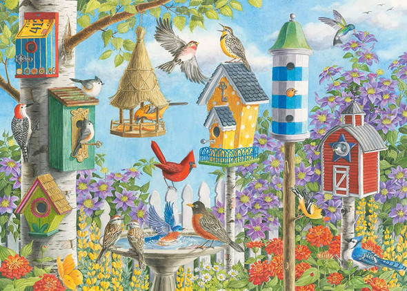 Home Tweet Home, 300pc (Large Piece)