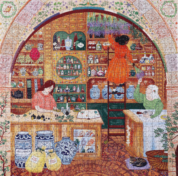 Ancient Apothecary, 1000pc