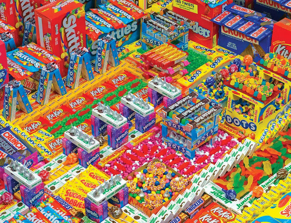 Candyscape, 500pc