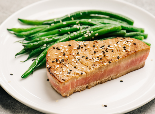 Wild Caught Tuna Steak