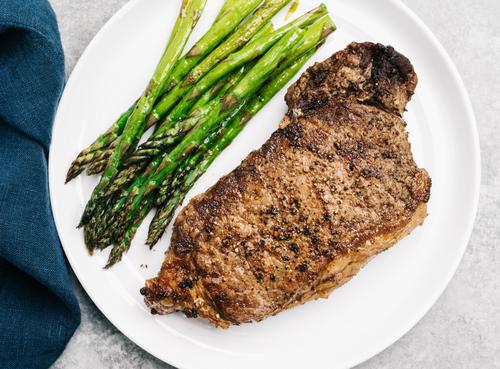 Creekstone Farms Black Angus New York Steak (12oz)