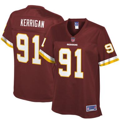 Ryan Kerrigan Washington Redskins Officially Licensed Pro Line Jersey Men's Sz. Large