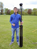 Hague AMP1 Highshot Camera Mast 7.3m With Remote Controlled  Powerhead