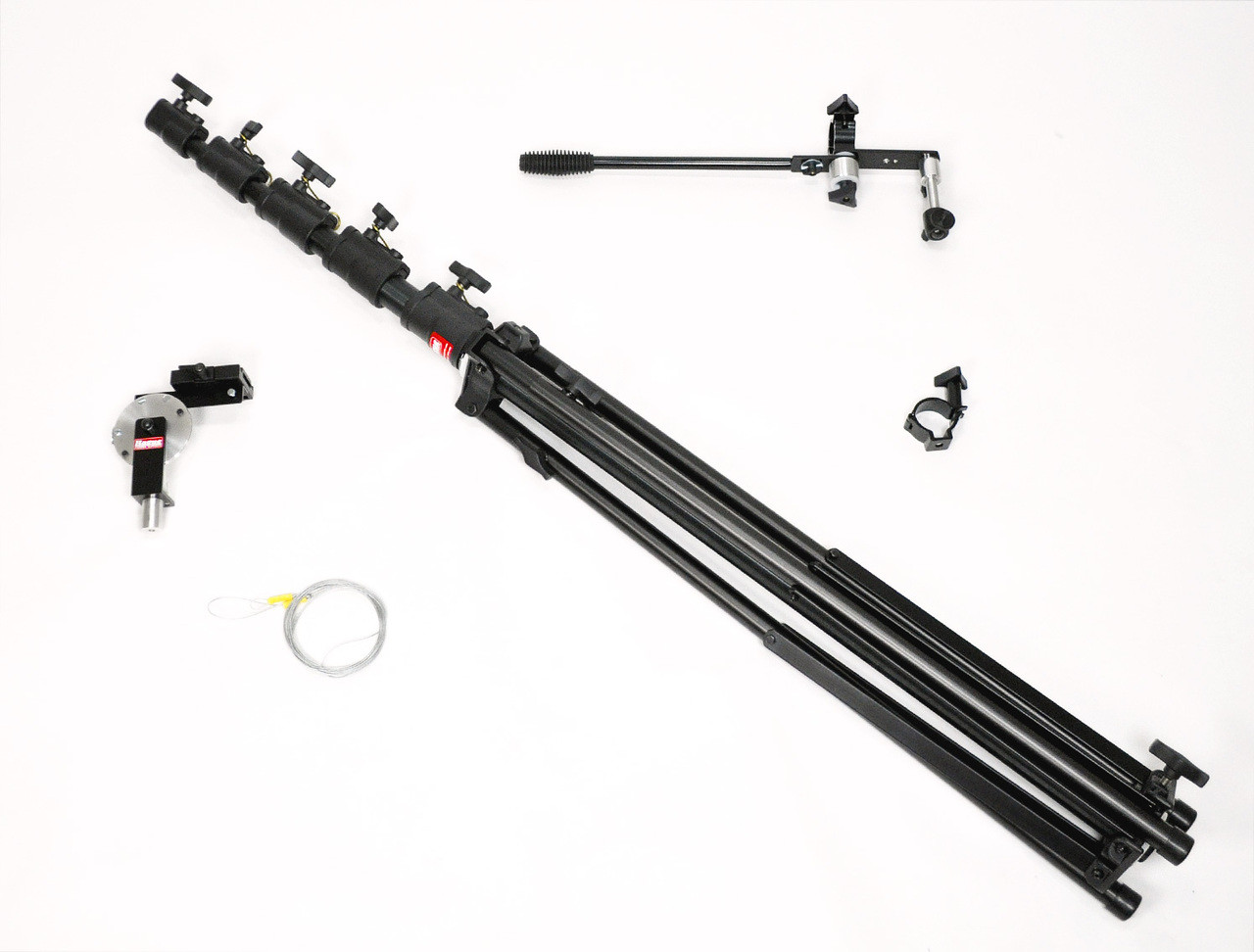 Hague Camera Supports Highshot Camera Mast With Manual Pan