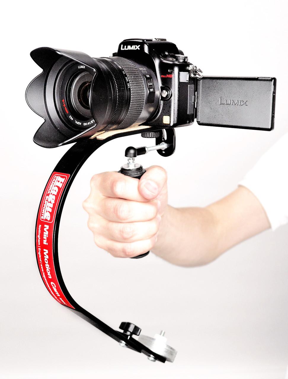 Video Camera Stabilizer >> Hague Steadicam Camera Stabilizer Mini Motion Cam Steadycam For