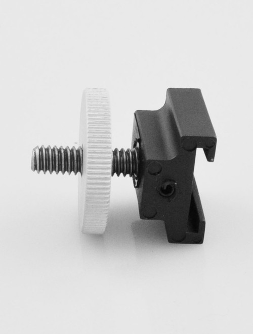 "Hague SMS Shoe Mount With 1/4"" Stud"