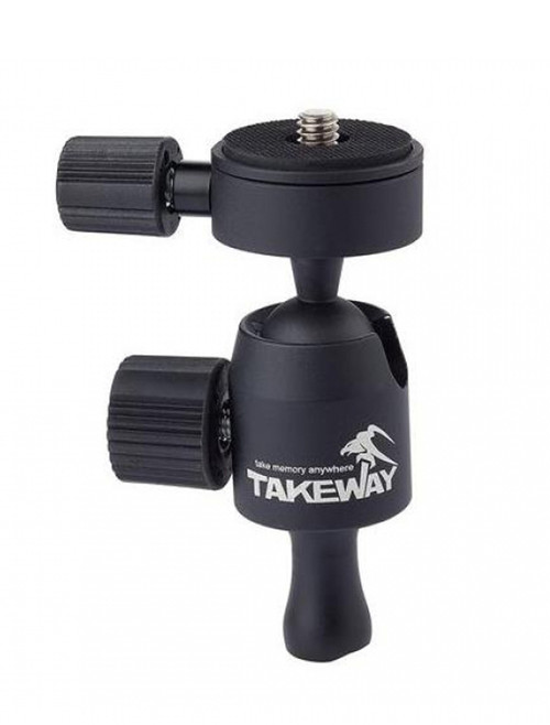 Takeway TYB01 Mini Ball Head