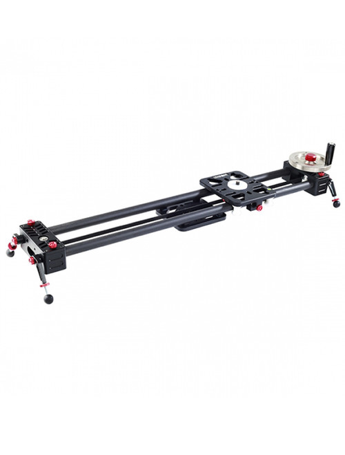 Sevenoaks 80cm Carbon Fibre Camera Slider With Flywheel Control