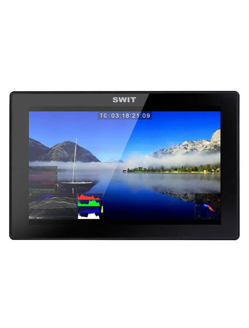 "Swit S-1073F 7"" Full HD Waveform LCD Camera Monitor"