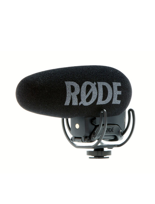 Rode VideoMic Pro+ Camera Microphone