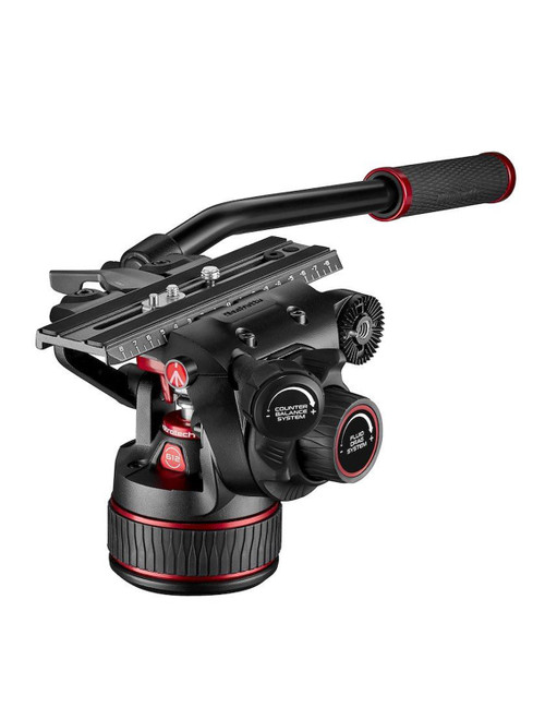 Manfrotto Nitrotech MVH612AH Fluid Video Head