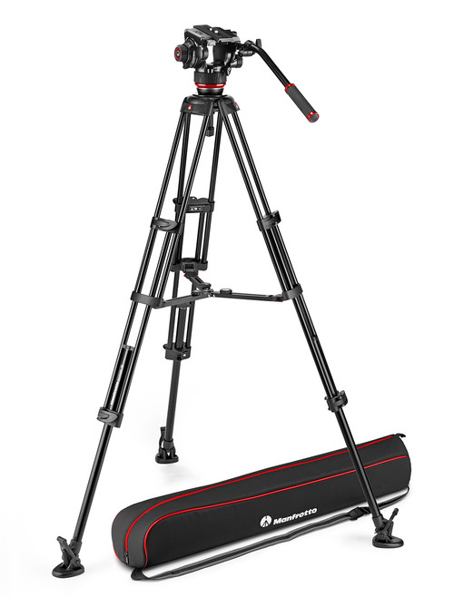 Manfrotto MVK504XTWINMA Tripod Kit With Bag